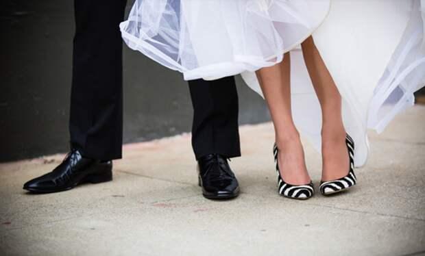 Полоски Полосатые свадьбы