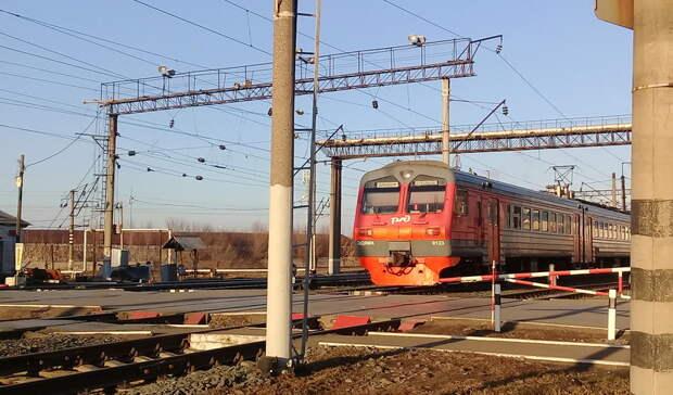 В Оренбуржье 20 февраля изменится расписание движения электричек