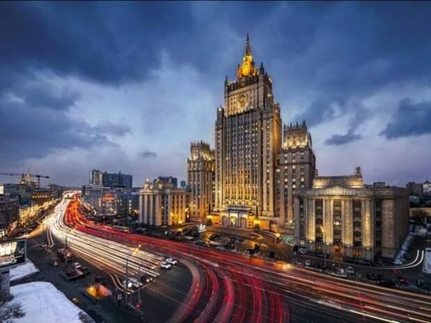 В МИД России вызван замглавы посольства США