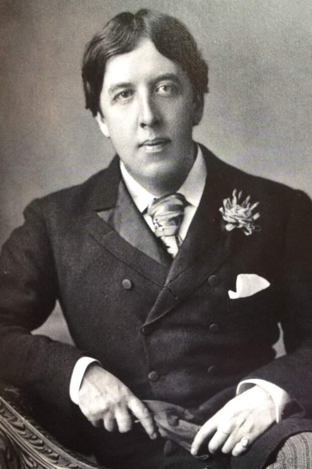 Лондон Оскара Уайльда.