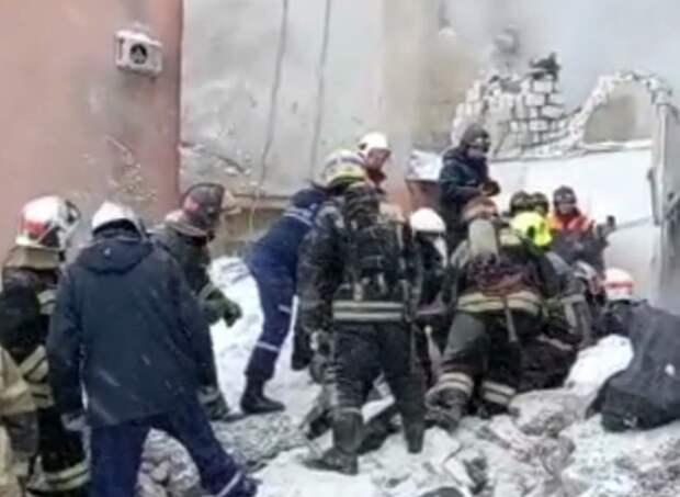 Руководство кафе в Нижнем Новгороде отрицает, что взорвался газ