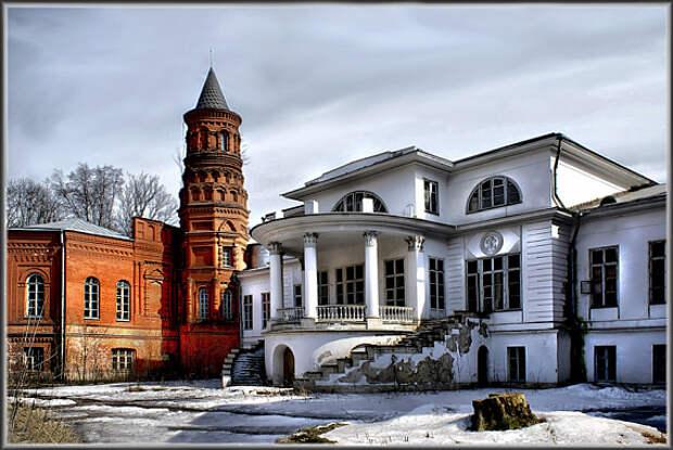 Усадьба Покровское-Стрешнево. Фото: mos.ru