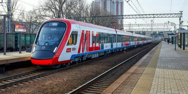 До конца года на МЦД поставят 180 новых вагонов поездов «Иволга». Фото: mos.ru
