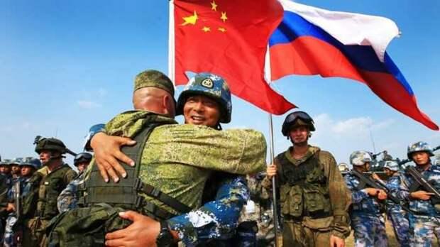 Фарли: США выиграют одновременную войну с Россией и с Китаем, используя союзников