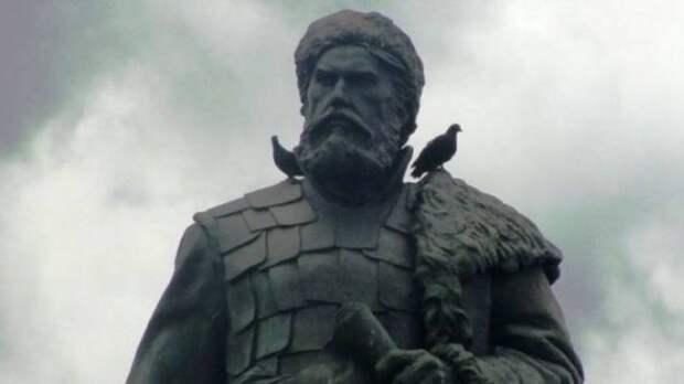 Ерофей Хабаров: амурские приключения русского конкистадора