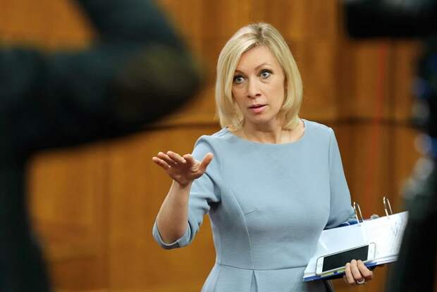 Великобритания пытается надавить на Россию – Мария Захарова