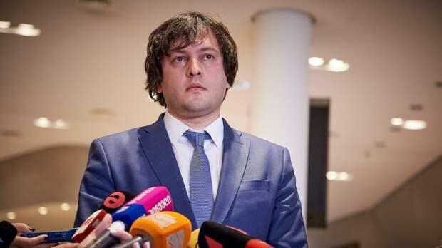 Глава Грузинской мечты Кобахидзе: дипотношений с РФ не будет, пока существуют красные линии