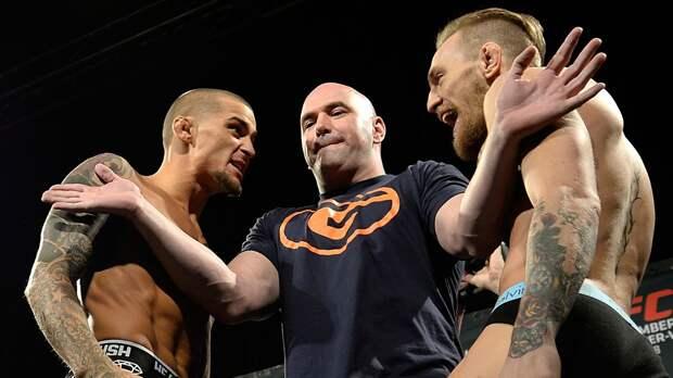 UFC предложил Макгрегору и Порье провести реванш в январе. Дастин согласился