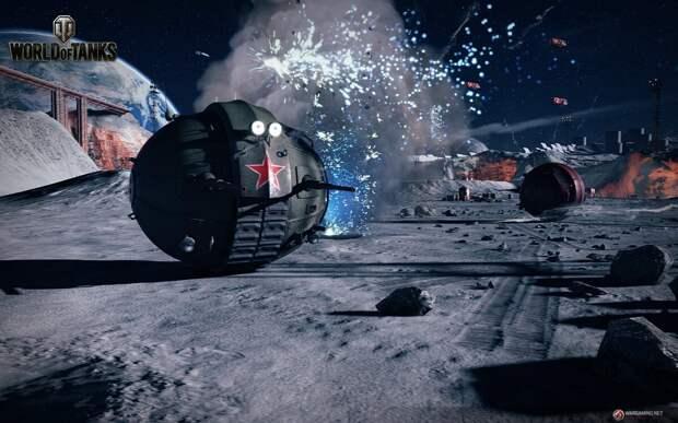 Лучший ивент ко Дню космонавтики в WoT
