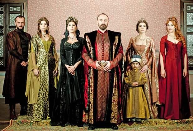 Султан Сулейман в жизни и в кино: Каким на самом деле был великий правитель Османской империи