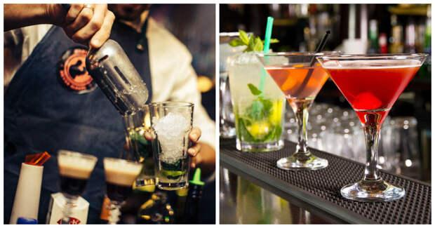 Алкогольные напитки и несовместимые комбинации, которых лучше избегать