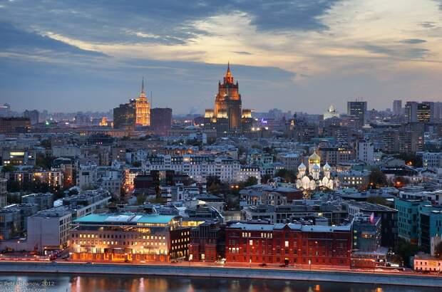 Откуда произошли названия этих 9 районов Москвы?