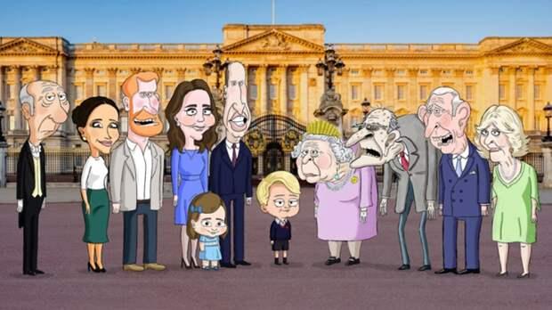О принце Джордже снимут комедийный мультсериал на основе мемов с его участием