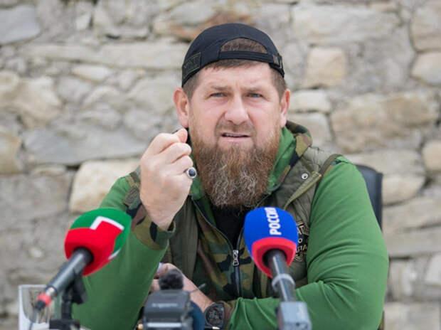 """""""Мы принимаем бой"""": похоже, Кадыров приготовился объявить войну США"""