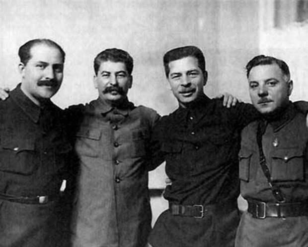 30 фактов о Сталине...