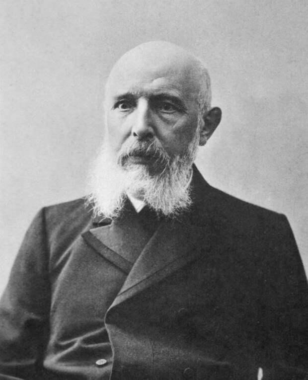Доктор Герхард Хансен (1841−1912)