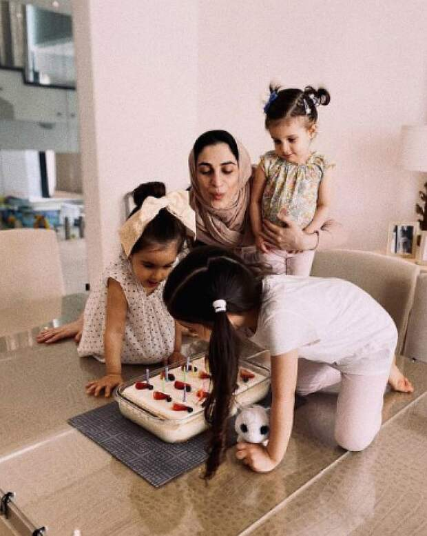 Как живут жены арабского принца: официантка из Минска и гимнастка из Азербайджана