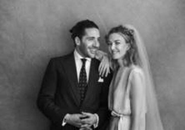 Наследница империи ZARA вышла замуж