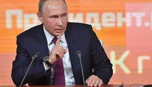 Путин: Не было бы Скрипалей, что-нибудь другое бы придумали | Продолжение проекта «Русская Весна»