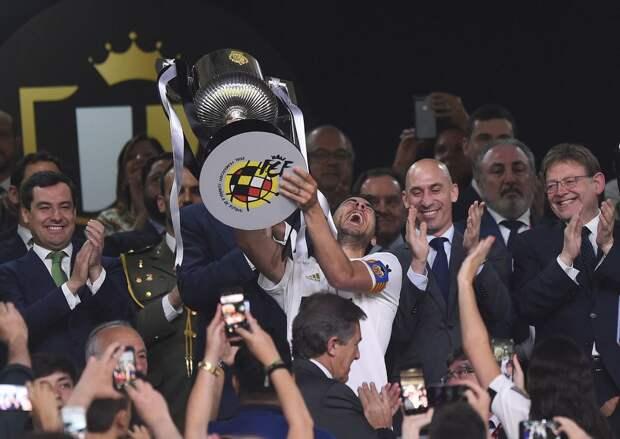 Отложенный финал Кубка Испании «Атлетик» — «Реал Сосьедад» пройдет без зрителей