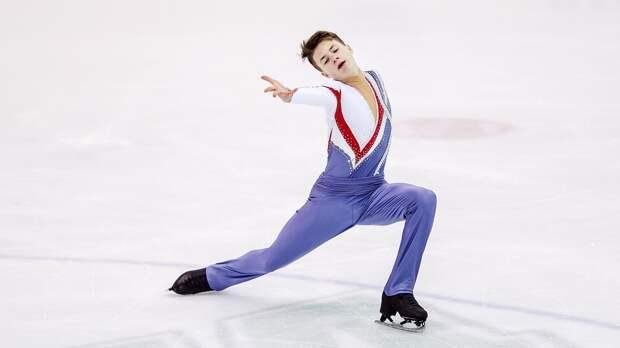 Сын русских чемпионов выиграл первенство США среди юниоров. Его кумир— Евгений Плющенко