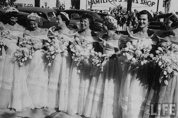 Первая свадьба Элизабет Тейлор (18 фотографий), photo:12