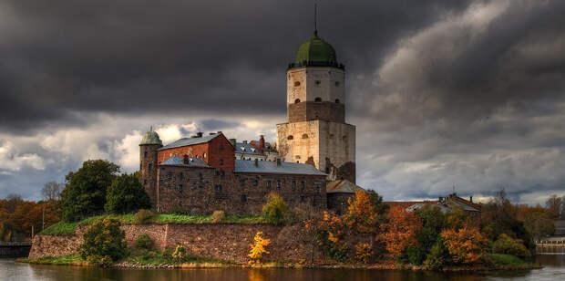 Выборгский замок. Фото: vyborgmuseum.org