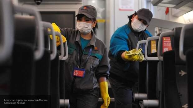 В России на 30 апреля от коронавируса вылечены ещё 1601 человек