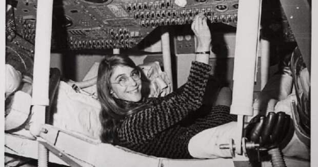 Маргарет Гамильтон— скромная покорительница Луны, окоторой привыкли молчать