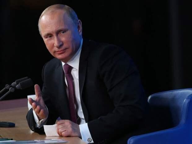 Путин: штрафы за эвакуацию авто не должны быть запредельными