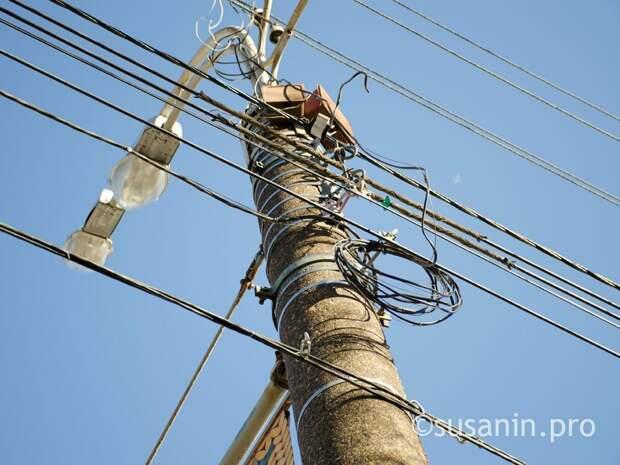 В Ижевске электрик погиб от удара током