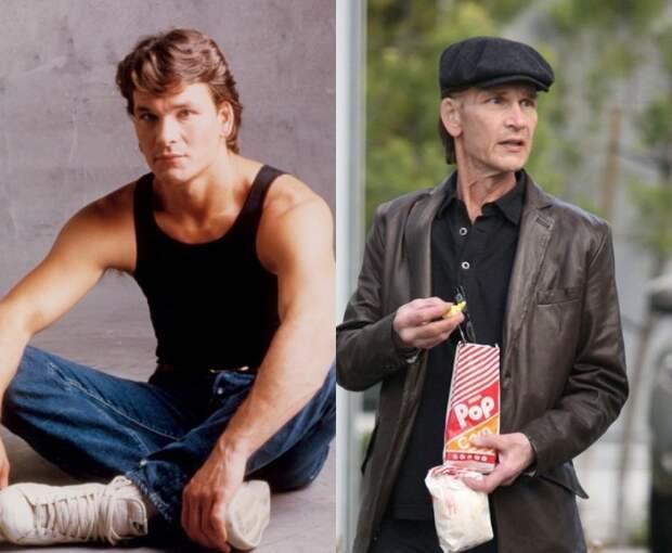 «В молодости красивые, а на старости не узнать», – что случилось с голливудскими красавчиками 80-х и 90-х