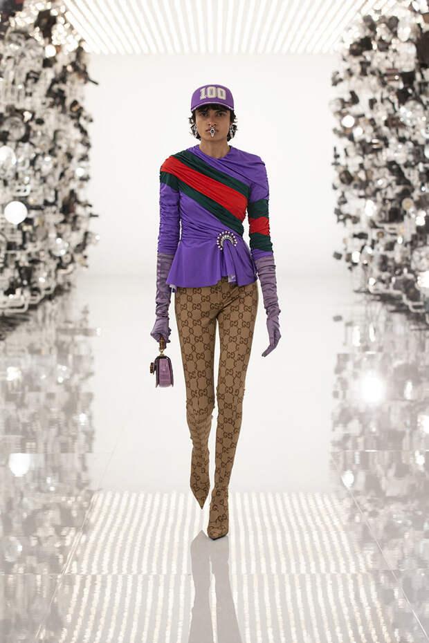 Коллекция Gucci Aria