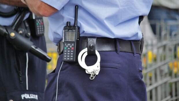 В Подольске задержали подозреваемых в краже техники из арендуемой квартиры