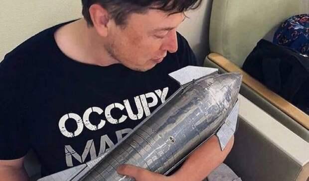 Хьюстон, у нас проблемы: запуск марсолета Starship от SpaceX завершился взрывом
