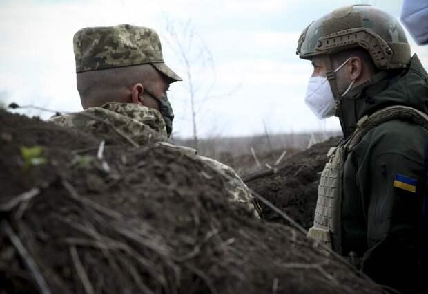 Зеленский прибыл в Донбасс: президент намерен продолжить разведение сил в регионе