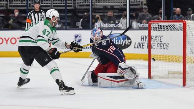 В Америке крутят шикарный буллит русского хоккеиста. Радулов съел банан на скамейке и выдал небольшой шедевр: видео