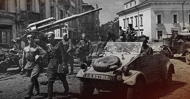 Германия сделала из Прибалтики площадку по фальсификации истории Второй мировой