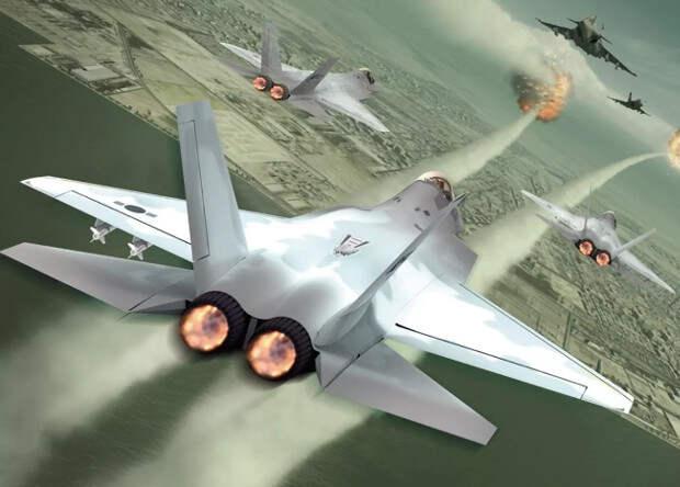 Корейцы завершили эскизное проектирование собственного истребителя