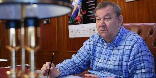 Директора Большого театра прооперировали