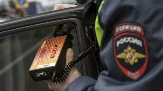 В Москве начался рейд по проверке тонированных автомобилей - «Авто»