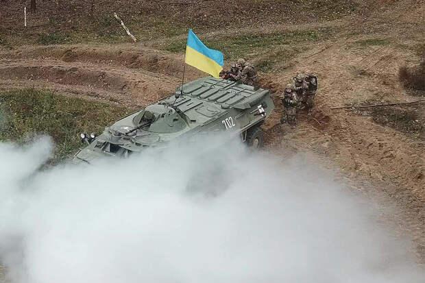 ВКиеве рассказали, при каких условиях Украина откроет огонь поДонбассу