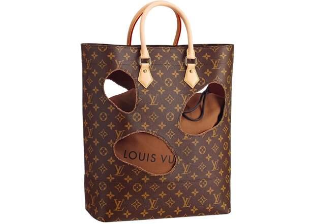 Сумка Louis Vuitton x Rei Kawakubo