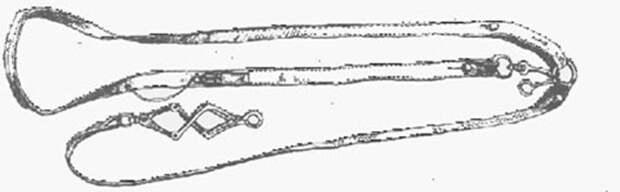 Применение кнута-арапника во время охоты и на поле боя
