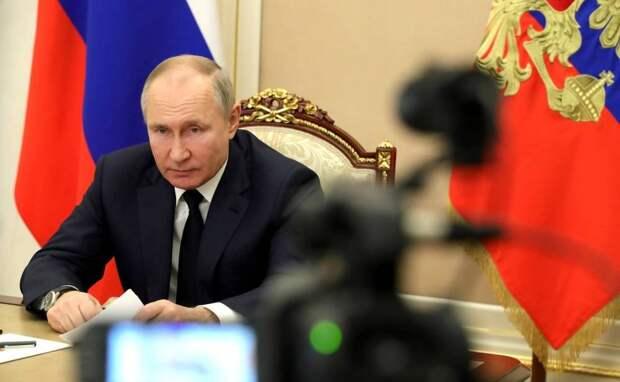 Путин заявил о создании Фонда культурных инициатив