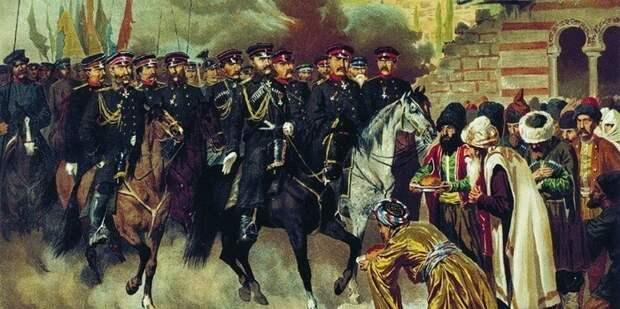 Грузия забыла, как на коленях умоляла Россию спасти ее от Турции и полного уничтожения