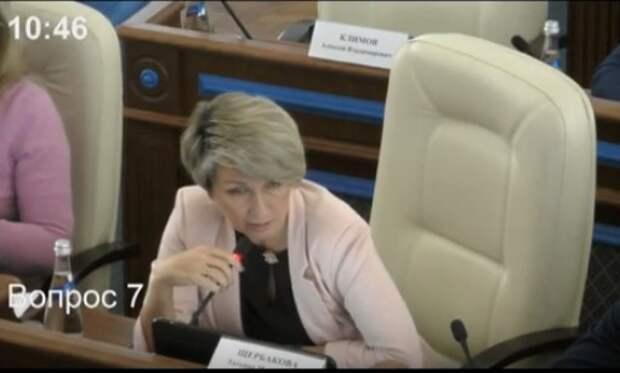 Севастопольские депутаты не читают законопроекты, за которые голосуют?