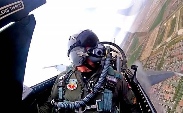 Появление американских F-16 на Украине практически неизбежно