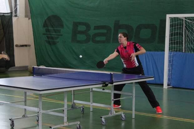 Настольный теннис. Фото: Центр физкультуры и спорта СЗАО