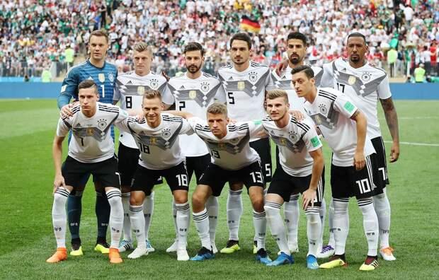 Сборная Германии 7 июня проведет товарищеский матч с Латвией перед чемпионатом Европы